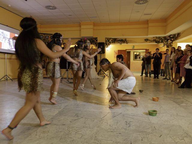 La boda de José Ramón y Marleni en La Rabida, Huelva 41