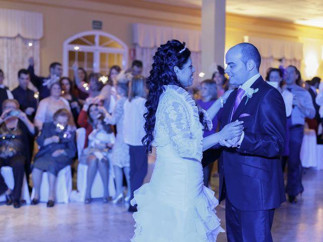 La boda de José Ramón y Marleni en La Rabida, Huelva 44