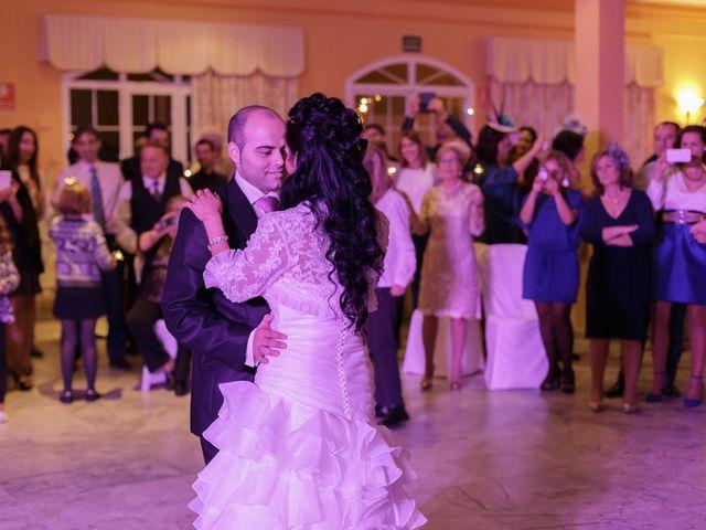 La boda de José Ramón y Marleni en La Rabida, Huelva 45