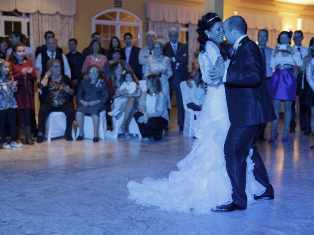 La boda de José Ramón y Marleni en La Rabida, Huelva 46