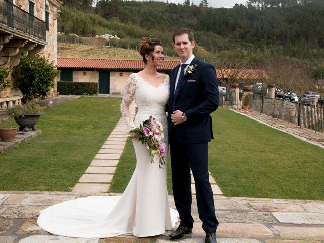 La boda de Ewan y Olalla en Ribadavia, Orense 1