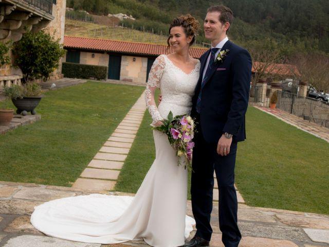 La boda de Ewan y Olalla en Ribadavia, Orense 2