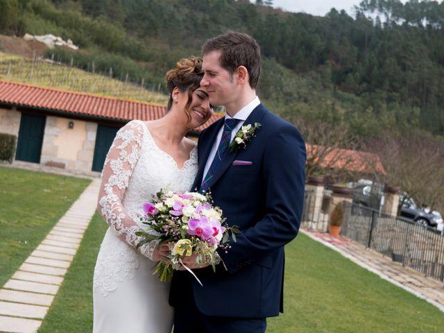 La boda de Ewan y Olalla en Ribadavia, Orense 3