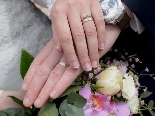 La boda de Ewan y Olalla en Ribadavia, Orense 4