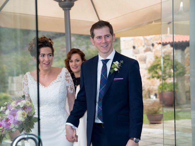 La boda de Ewan y Olalla en Ribadavia, Orense 5