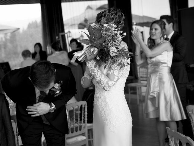 La boda de Ewan y Olalla en Ribadavia, Orense 6
