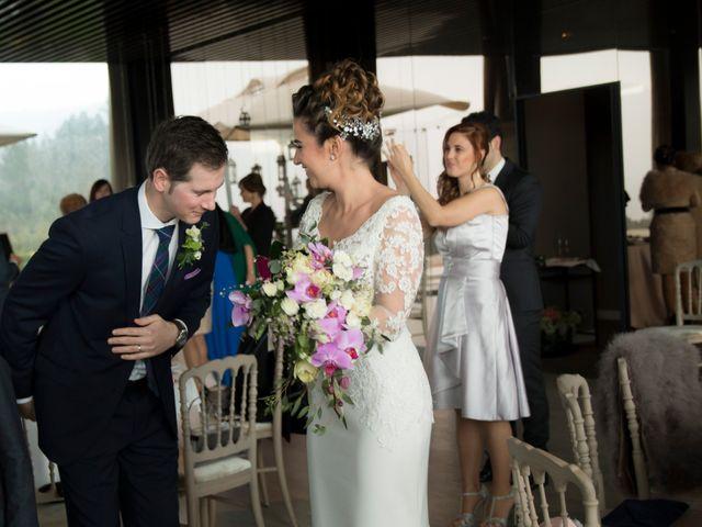 La boda de Ewan y Olalla en Ribadavia, Orense 7
