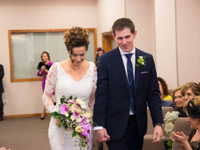 La boda de Ewan y Olalla en Ribadavia, Orense 11