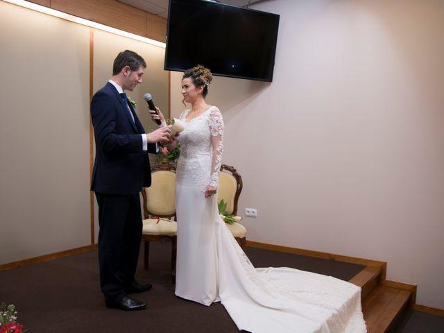 La boda de Ewan y Olalla en Ribadavia, Orense 12