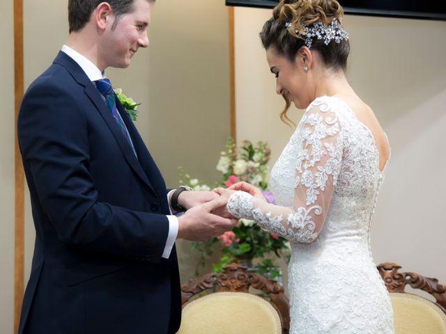 La boda de Ewan y Olalla en Ribadavia, Orense 15