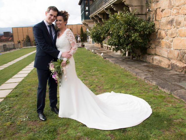 La boda de Ewan y Olalla en Ribadavia, Orense 16
