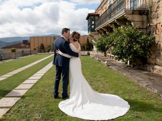 La boda de Ewan y Olalla en Ribadavia, Orense 17