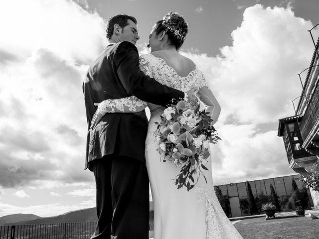 La boda de Ewan y Olalla en Ribadavia, Orense 19
