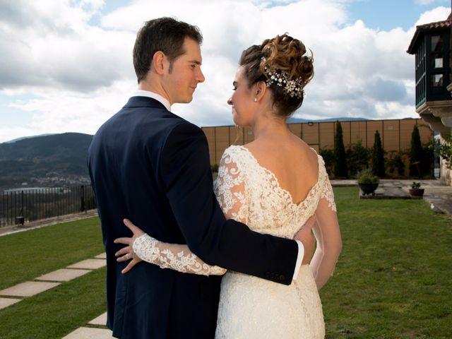 La boda de Ewan y Olalla en Ribadavia, Orense 23