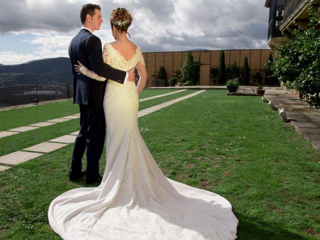 La boda de Ewan y Olalla en Ribadavia, Orense 25