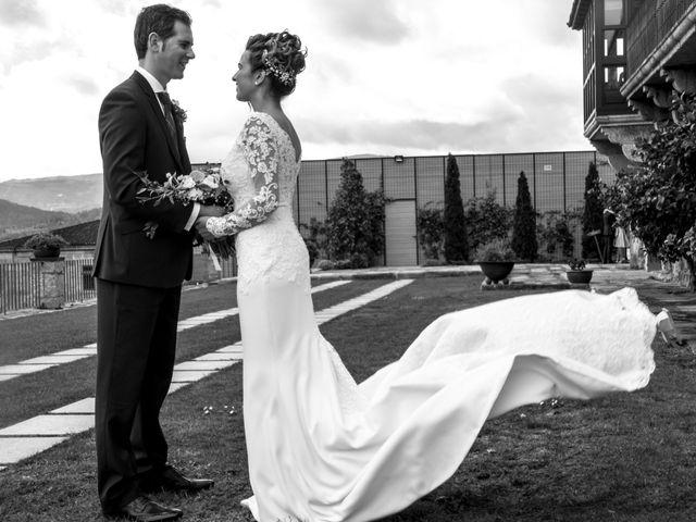 La boda de Ewan y Olalla en Ribadavia, Orense 26