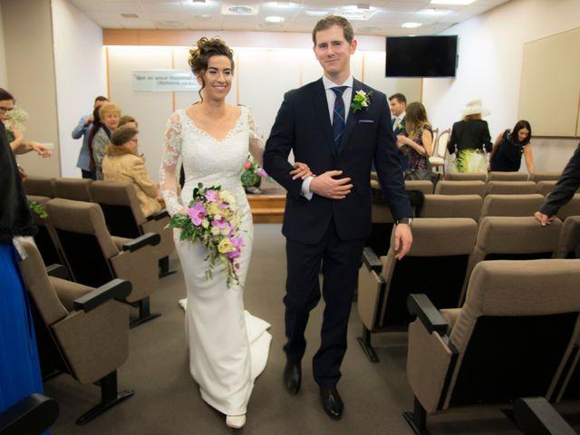 La boda de Ewan y Olalla en Ribadavia, Orense 27