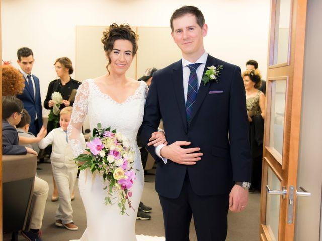 La boda de Ewan y Olalla en Ribadavia, Orense 28