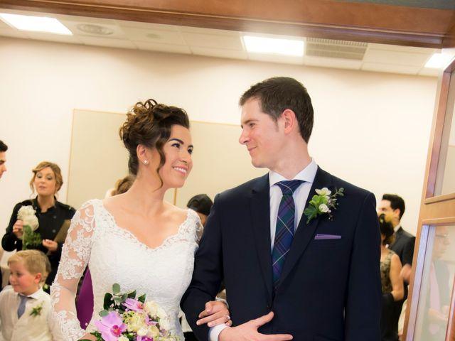 La boda de Ewan y Olalla en Ribadavia, Orense 29
