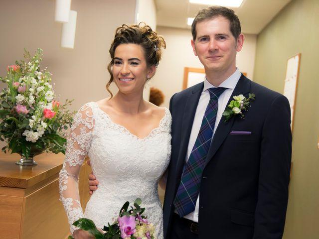 La boda de Ewan y Olalla en Ribadavia, Orense 30