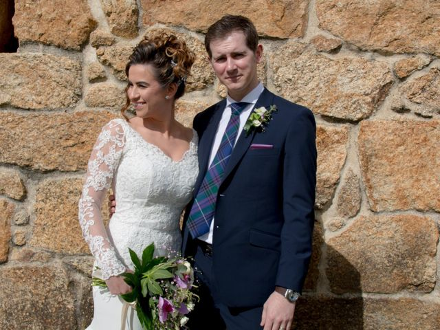 La boda de Ewan y Olalla en Ribadavia, Orense 31