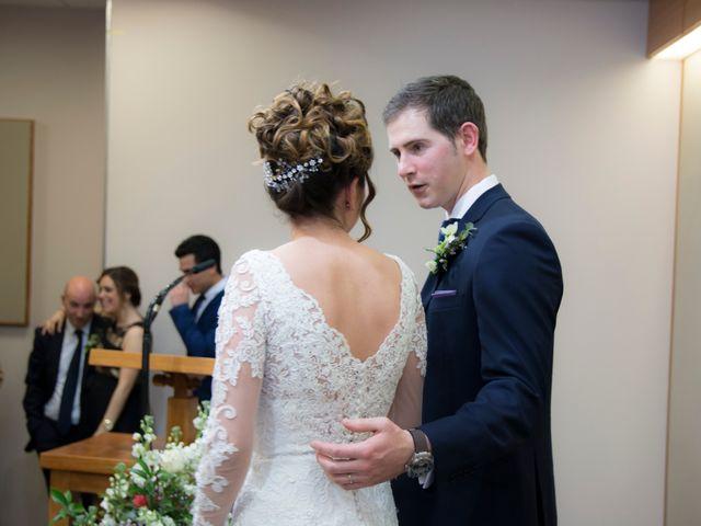 La boda de Ewan y Olalla en Ribadavia, Orense 33