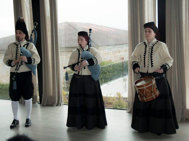 La boda de Ewan y Olalla en Ribadavia, Orense 35