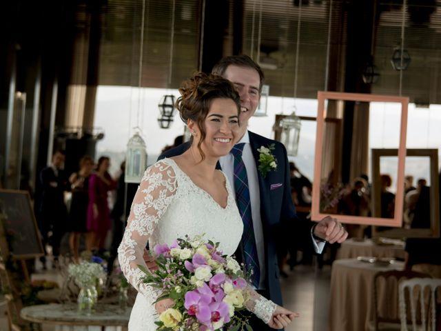 La boda de Ewan y Olalla en Ribadavia, Orense 37