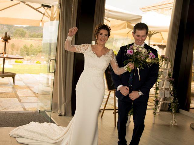 La boda de Ewan y Olalla en Ribadavia, Orense 38