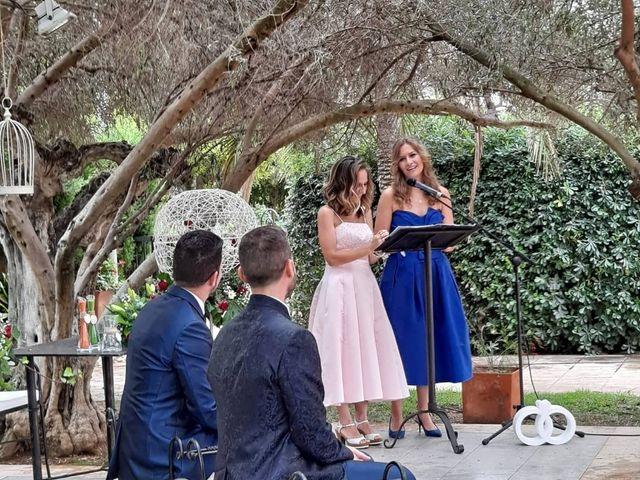 La boda de Fran y Santi en El Puig, Valencia 3