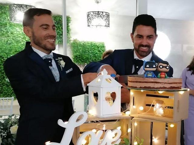 La boda de Fran y Santi en El Puig, Valencia 4