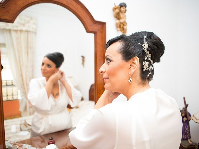 La boda de Juanma y Verónica en Segura De Leon, Badajoz 7