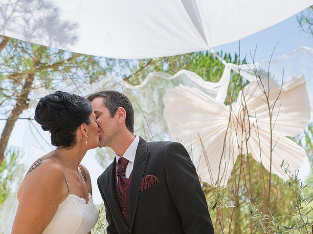La boda de Juanma y Verónica en Segura De Leon, Badajoz 19