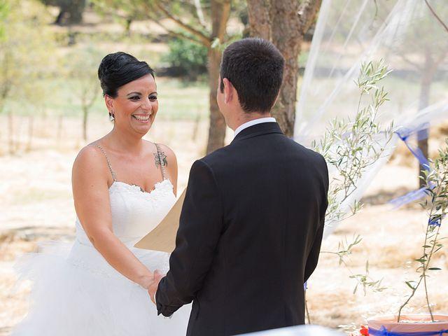 La boda de Juanma y Verónica en Segura De Leon, Badajoz 23