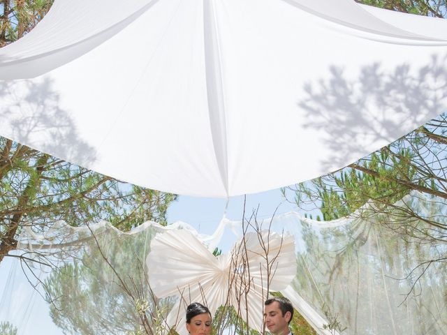 La boda de Juanma y Verónica en Segura De Leon, Badajoz 24