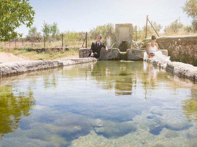 La boda de Juanma y Verónica en Segura De Leon, Badajoz 2