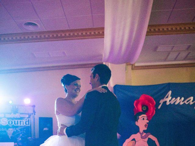 La boda de Juanma y Verónica en Segura De Leon, Badajoz 31