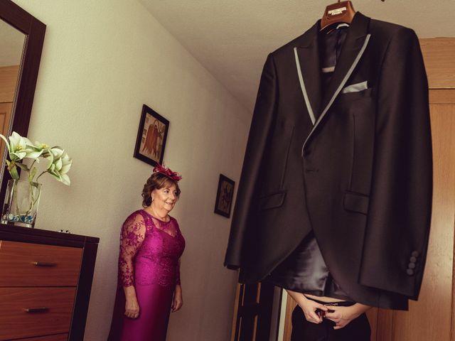 La boda de Alvaro y Eva en Sonseca, Toledo 4