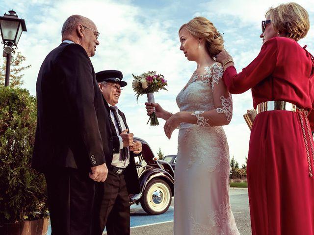 La boda de Alvaro y Eva en Sonseca, Toledo 14