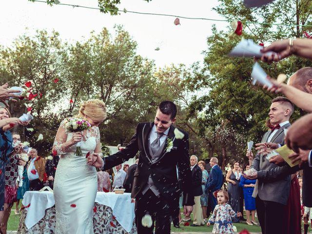 La boda de Alvaro y Eva en Sonseca, Toledo 17