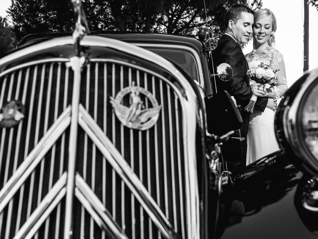 La boda de Alvaro y Eva en Sonseca, Toledo 18