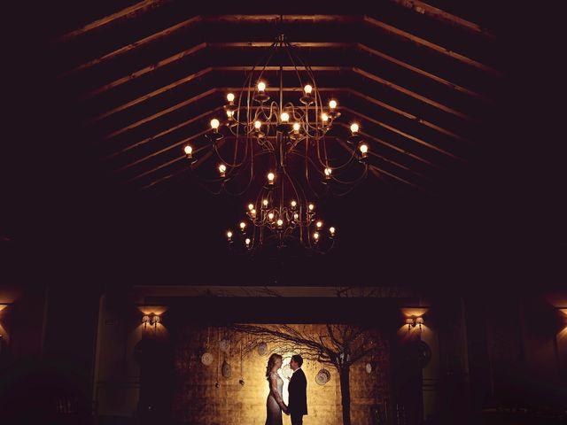 La boda de Alvaro y Eva en Sonseca, Toledo 2