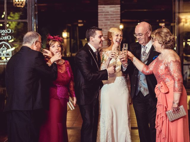 La boda de Alvaro y Eva en Sonseca, Toledo 21