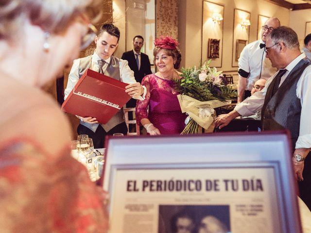La boda de Alvaro y Eva en Sonseca, Toledo 22
