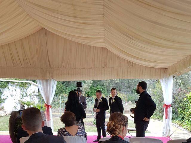 La boda de Alber y Dani en Badalona, Barcelona 4