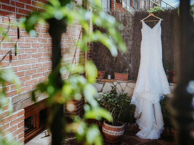 La boda de Juampe y Isabel en Pinilla Del Valle, Madrid 6