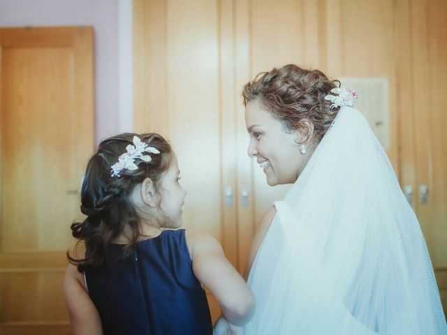 La boda de Juampe y Isabel en Pinilla Del Valle, Madrid 16