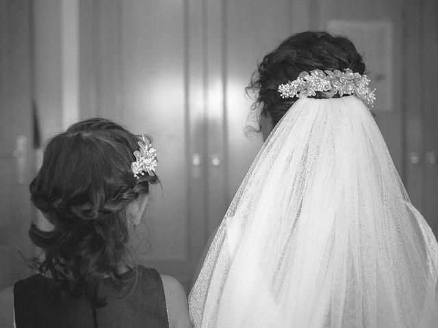 La boda de Juampe y Isabel en Pinilla Del Valle, Madrid 17