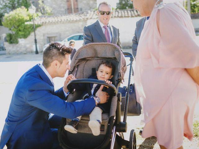 La boda de Juampe y Isabel en Pinilla Del Valle, Madrid 25