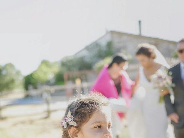 La boda de Juampe y Isabel en Pinilla Del Valle, Madrid 27